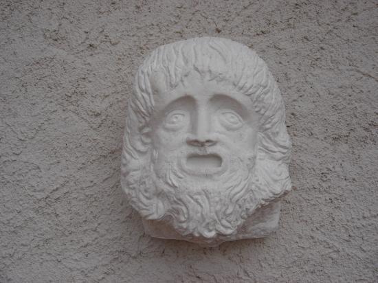 masque romain